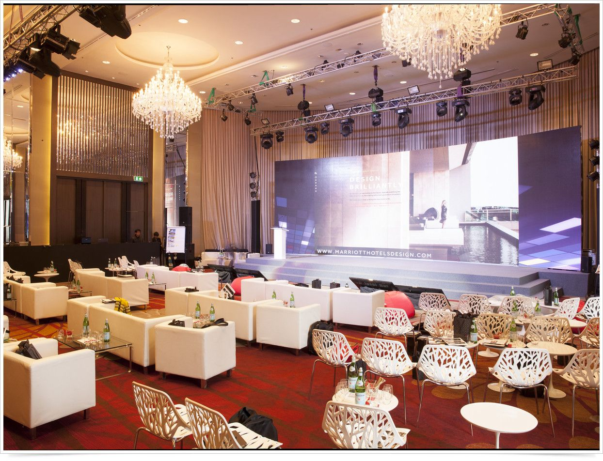 Comfortable Conference Seating Corporate Event Design Corporate Events Decoration Event Design Inspiration