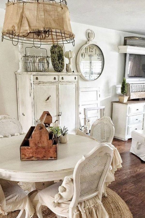 10 Inspiring Home Decor Instagram Accounts | Vintage, Shabby and ...