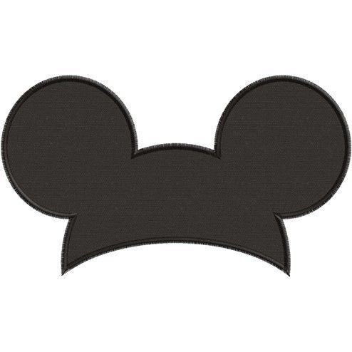 Mickey Mouse Ears Template   The Magic Within: Visual Transliteracy ...