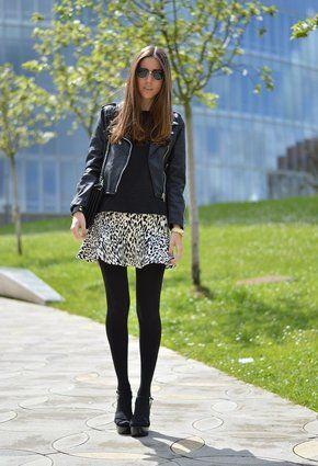 Zara  Faldas and Zara  Tacones / Plataformas