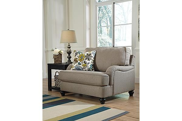 The Hariston Oversized Chair From Ashley Furniture