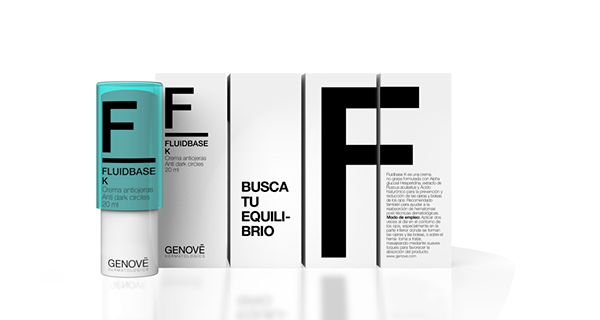 GENOVÉ Dermocosmetics - packaging on Behance