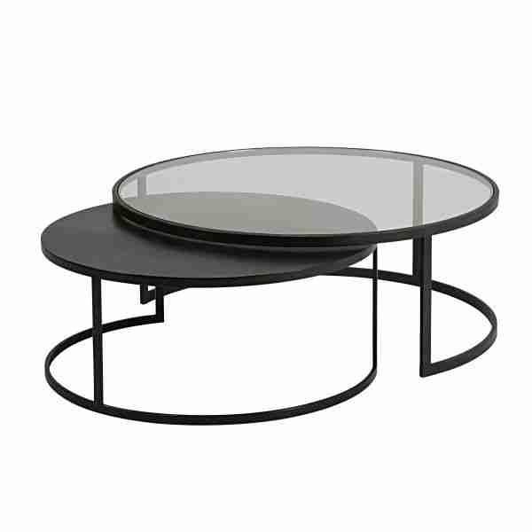 46 Magnifique Table Basse Verre Et Metal Table Basse Ronde En Verre Table Basse Verre Table Basse