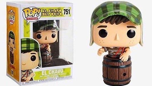 El Chavo Del Ocho Y El Chapulin Colorado Son Los Primeros Personajes