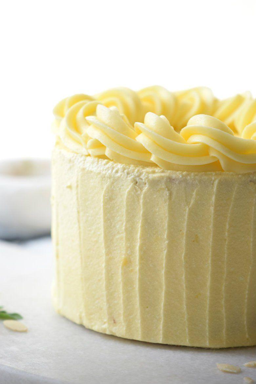 The Very Best Vanilla Layer Cake | Recipe | Cute Food Cutefood ...
