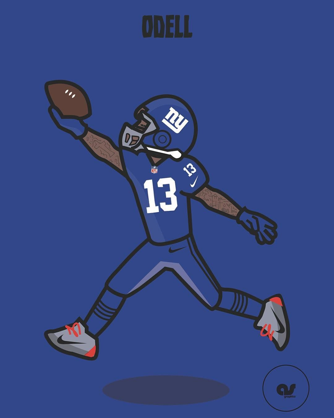9 551 Likes 130 Comments Premier Art Feature Page Customizerdepot On Instagram What Would You Call T Odell Beckham Jr Catch Beckham Jr Odell Beckham Jr