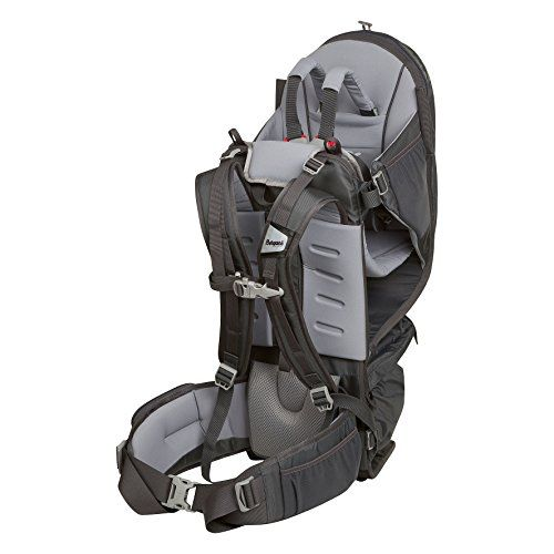 Bergans Lilletind Baby Carrier grey 2017 kids carrier