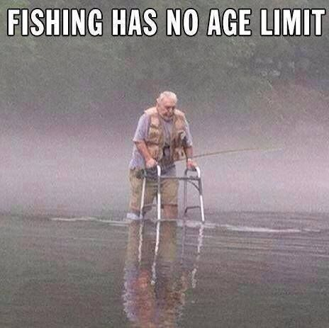 Inspirational Words And An Even More Inspirational Photo Share This With Your Friends And Get Out On The Water With Fishing Jokes Fishing Humor Fishing Quotes