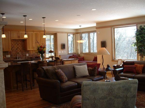 ava living alderwood model home great room by teri larsen asid