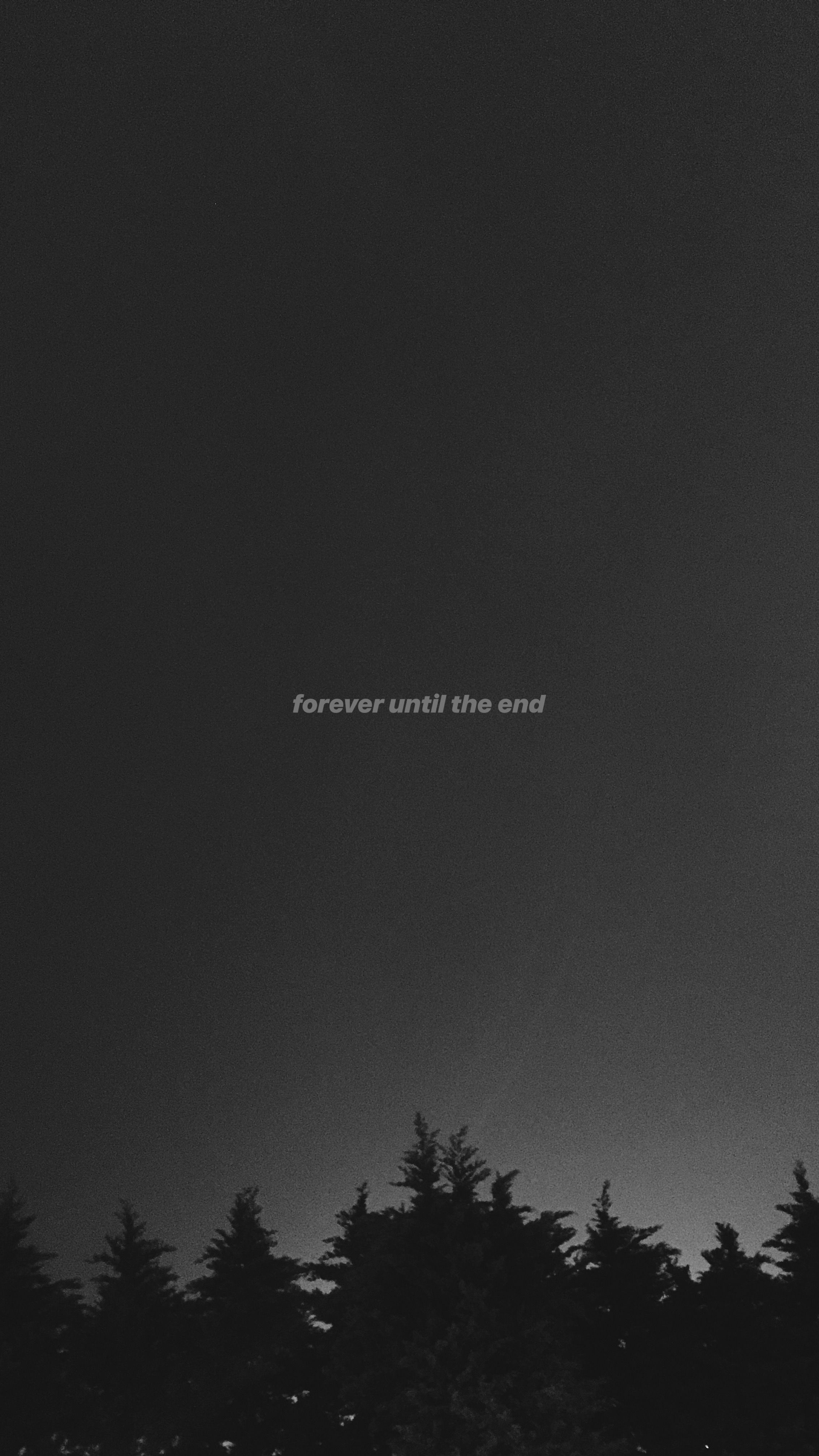 Forever until the end. للأبد حتی النهاية . Wallpaper