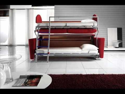 Convertible Couch Bunk Bed | Sofas | Couch bunk beds ...
