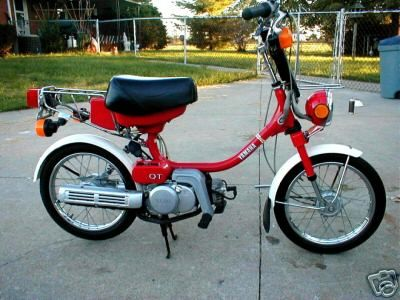 Classic Moped Parts Services Vintage Moped Moped Dirtbikes