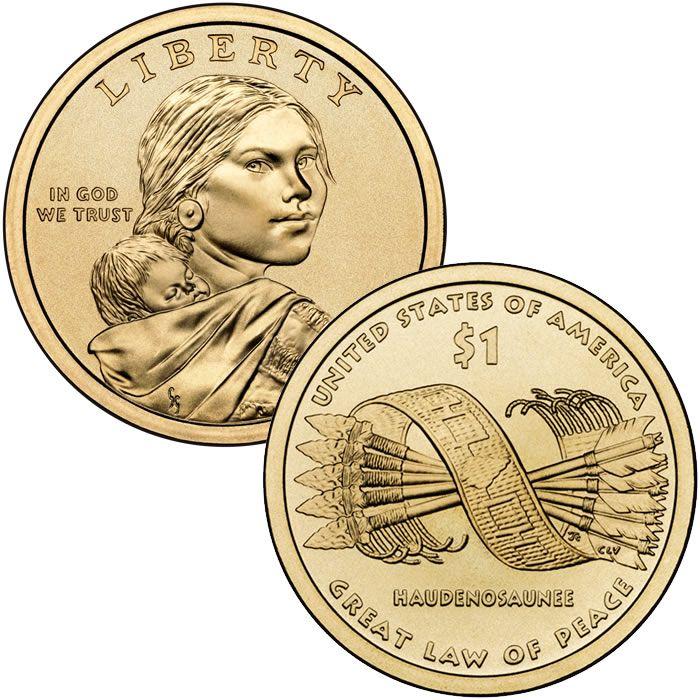 haudenosaunee coin