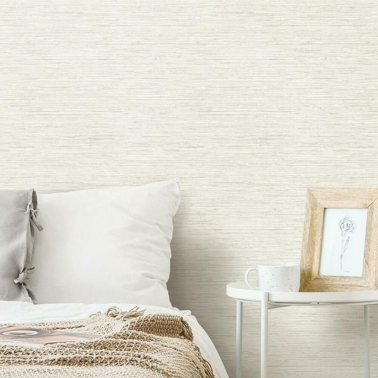 Grasscloth Peel And Stick Wallpaper Peel And Stick Wallpaper Grasscloth Roommate Decor