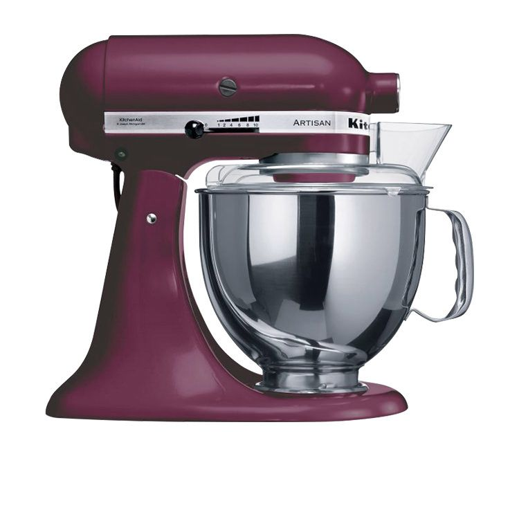 KitchenAid Mixer KSM150 Boysenberry   On Sale Now!