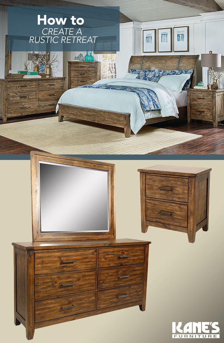 Nelson pc qn bed hb fb rls diy furniture pinterest