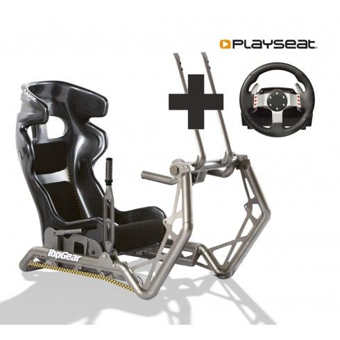 a41fb14da70 Playseat® Xtreme Elite TOPGEAR Ready to Race bundle PlayseatStore - For all  your racing needs -