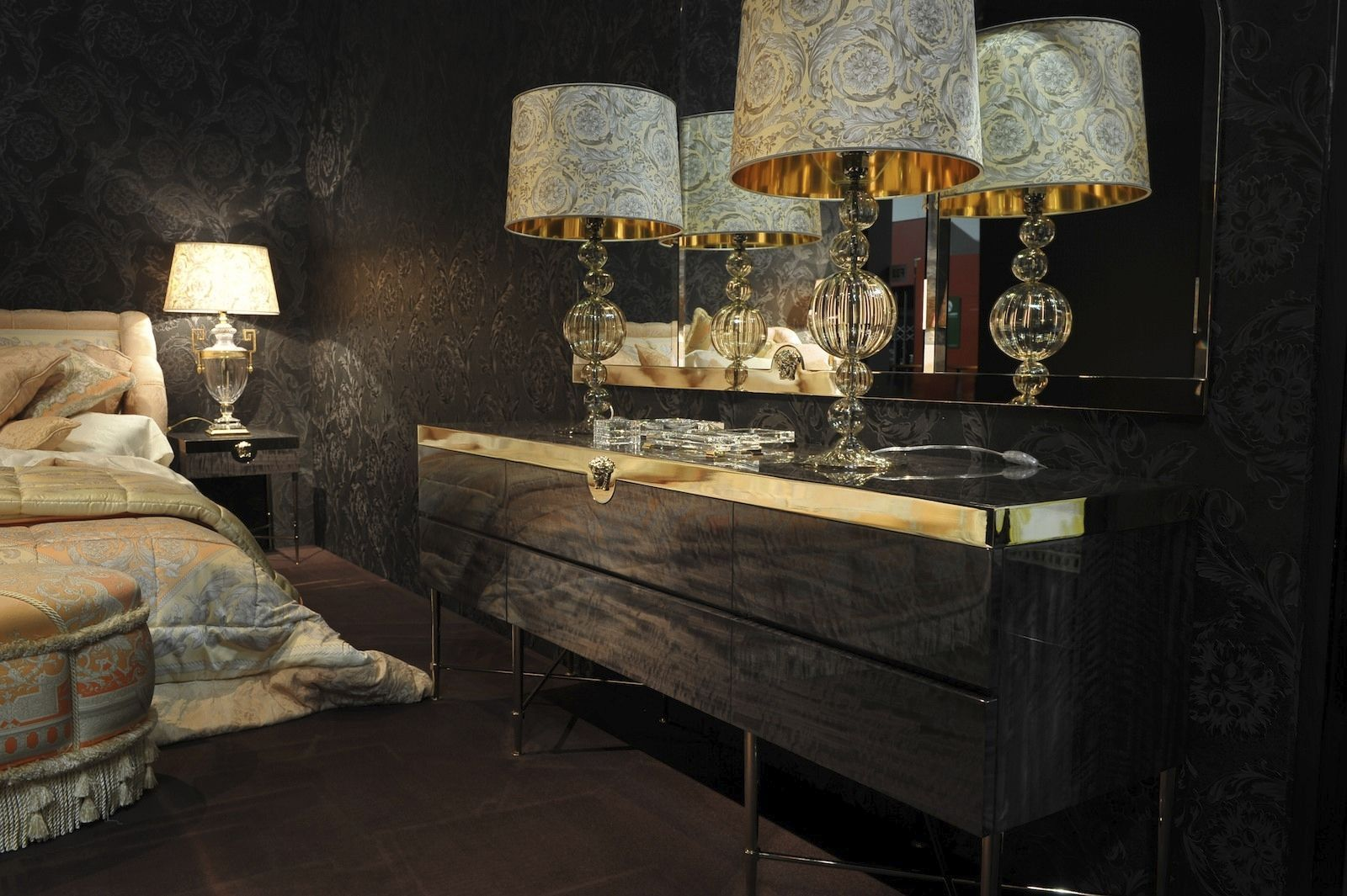Explore Versace Home, Living Furniture, And More!