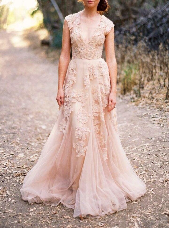 b365dd68b6 20 daring and wearable sheer wedding dresses