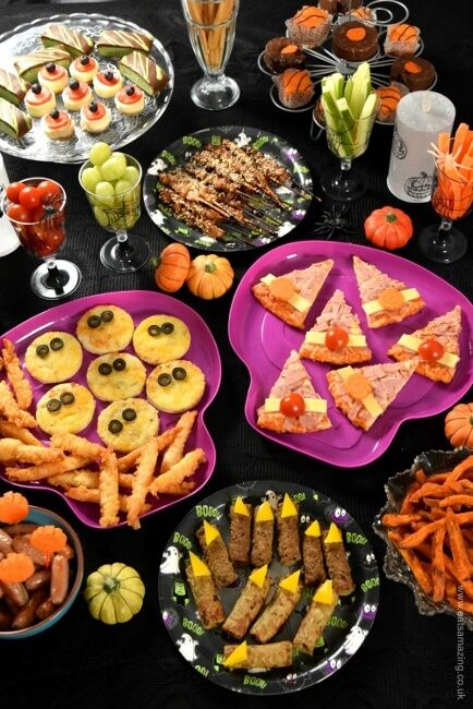 Creative Halloween Party Food with Iceland | Halloween parties and ...