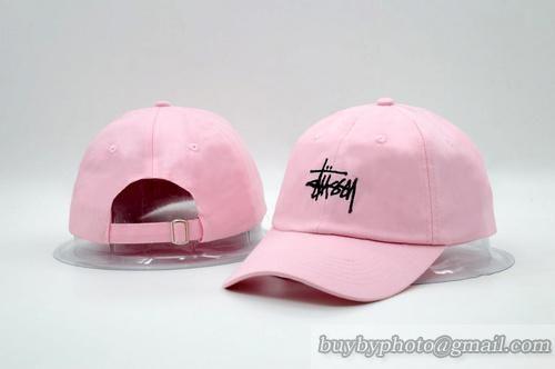 71201ae7dd3 Cheap Wholesale STUSSY Baseball Caps Pink Strapback Street Cap HipHop Hats  Hot Pop for slae at US 8.90  snapbackhats  snapbacks  hiphop  popular   hiphocap ...