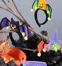 Risultati immagini per cerchietto halloween