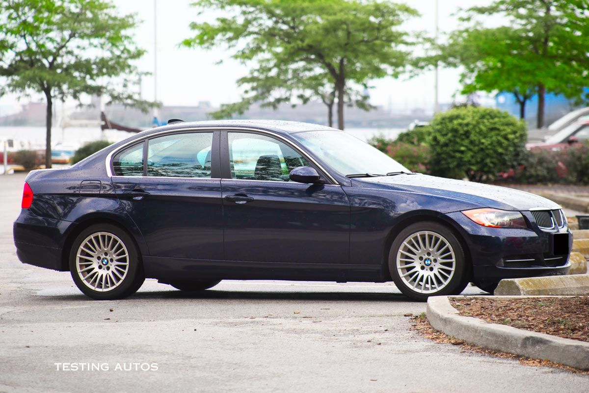 Sports Cars For Under 20K: BMW 335i