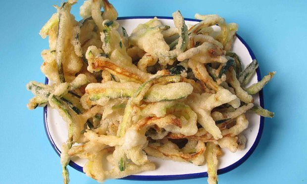 Some Amazing Courgette Fries