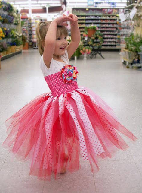 Ben Franklin Crafts and Frame Shop, Monroe, WA: How to: Tulle Play Dress