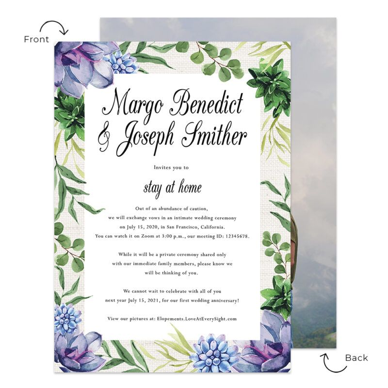 fully customizable 10 INVITATIONS  announcement lace Butterfly color choice