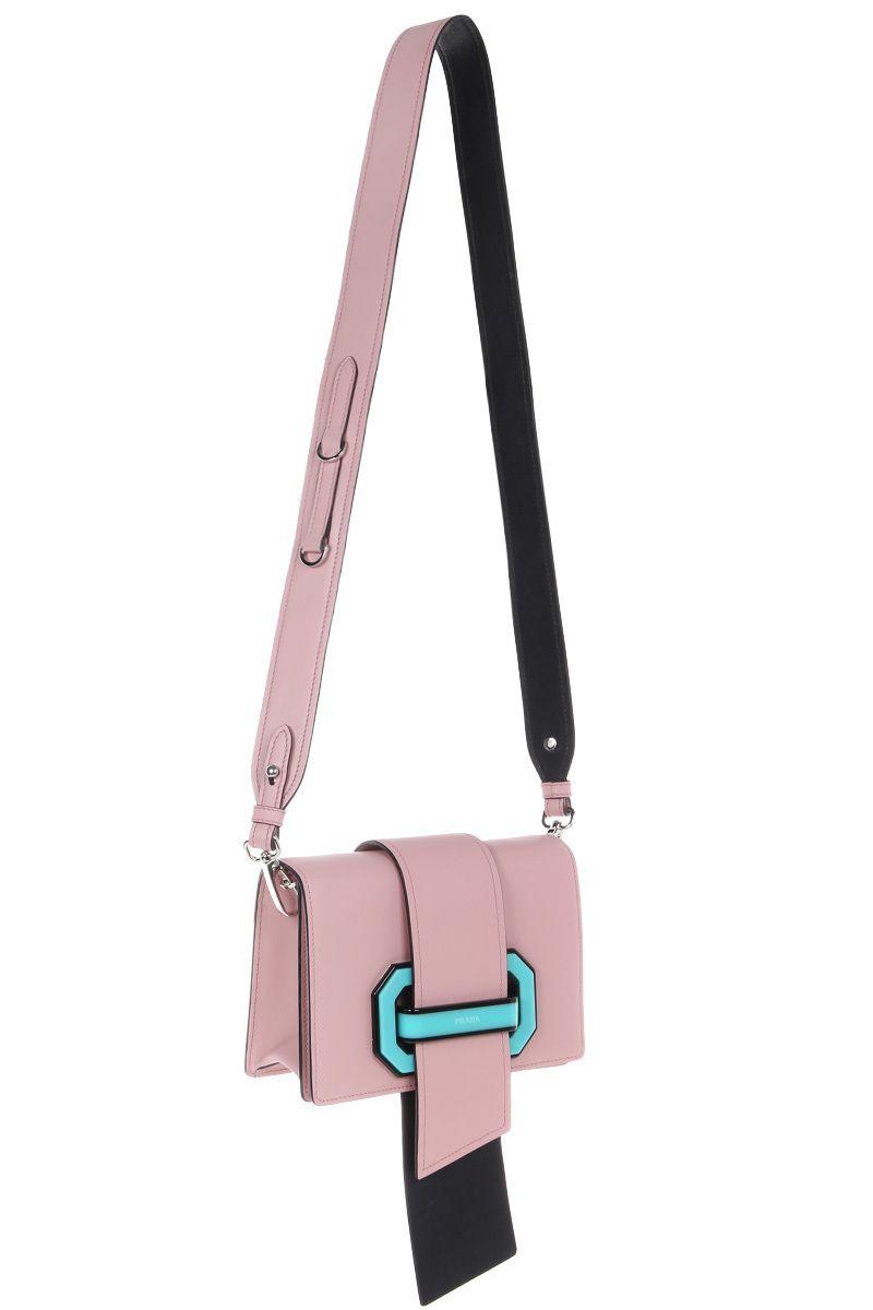 585decb1f274 PRADA Shoulder Bags 17 NEW ♢ Prada ♢ prada plex ribbon bag Peach 3 ...