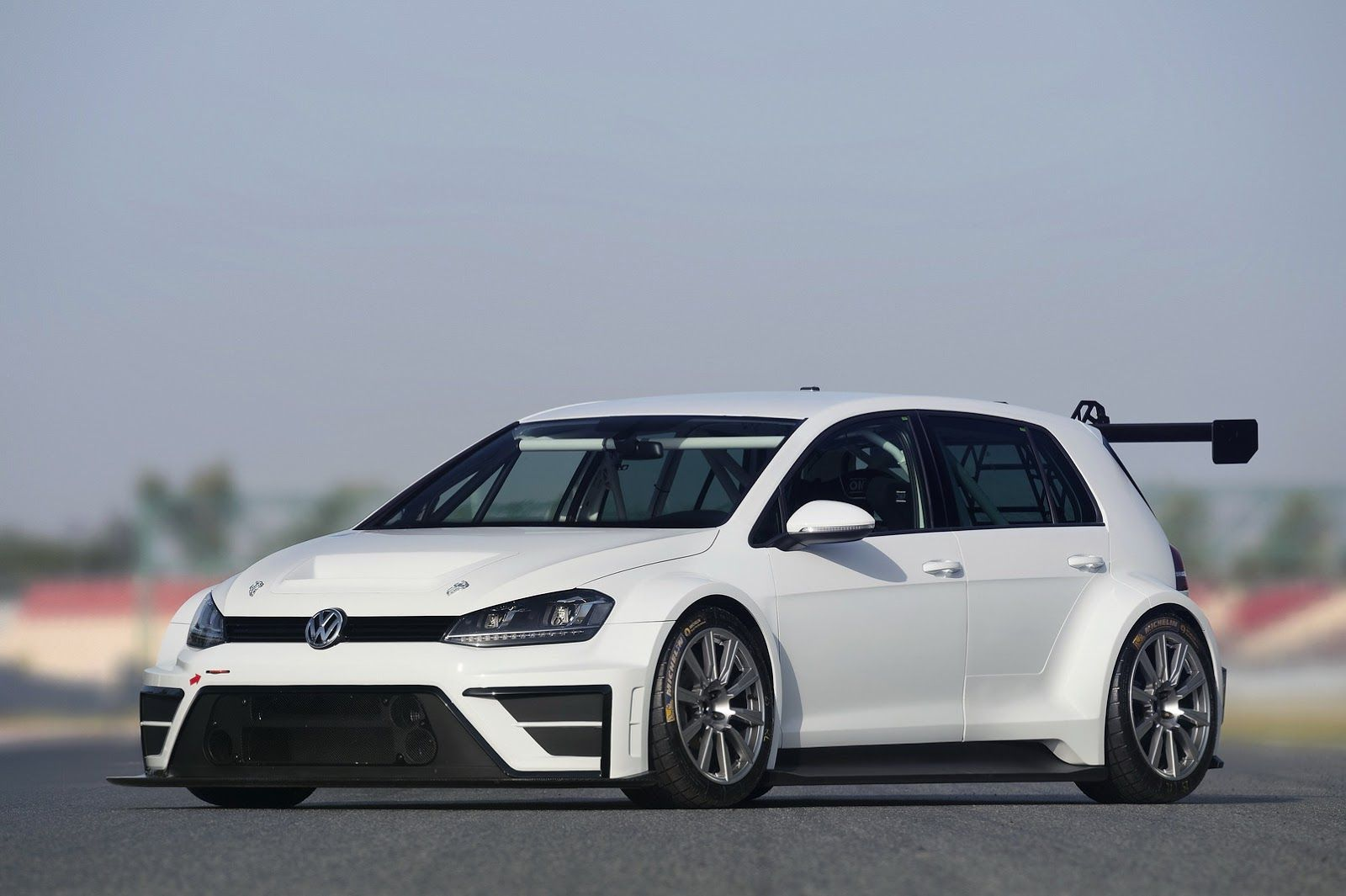 330 HP Volkswagen Golf GTI TCR HD Wallpaper From Gallsourcecom