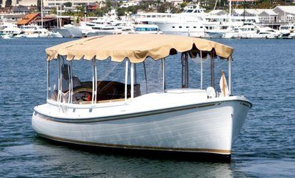 31 Off Boat Rental From Duffies Rental In Newport Beach