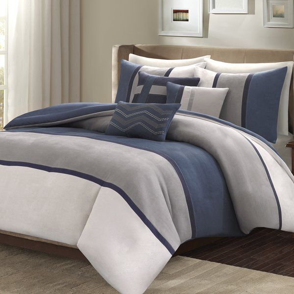 f60b99cb189c You ll love the Rauscher 6 Piece Duvet Cover Set at Joss   Main - With  Great Deals on all products and Free Shipping on most stuff