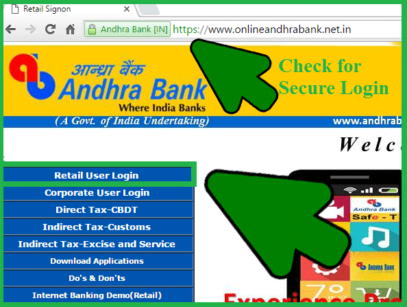 Apply For Andhra Bank Home Loan Personal Loans Personal Loans Online Banking Services