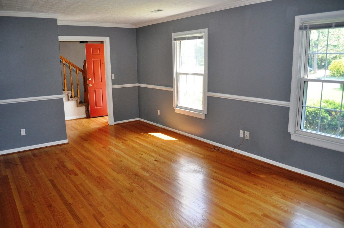 Nice hardwood floors.