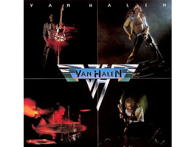 Van Halen Not Bad For A Debut Album M Live The Dream With Us At Www 80smetal Net Classic