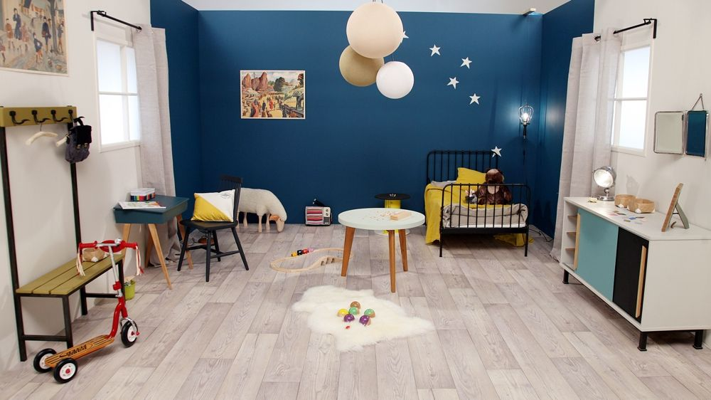 Emejing Chambre Enfant Bleue Contemporary - Design Trends 2017 ...