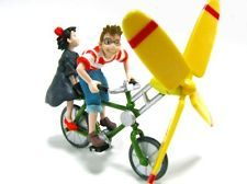 Tomica Limited collection Kiki's Delivery Service  Bicycle Studio ghibli Japan