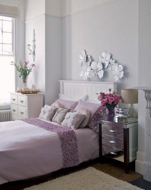 Beautiful Lilac Bedroom