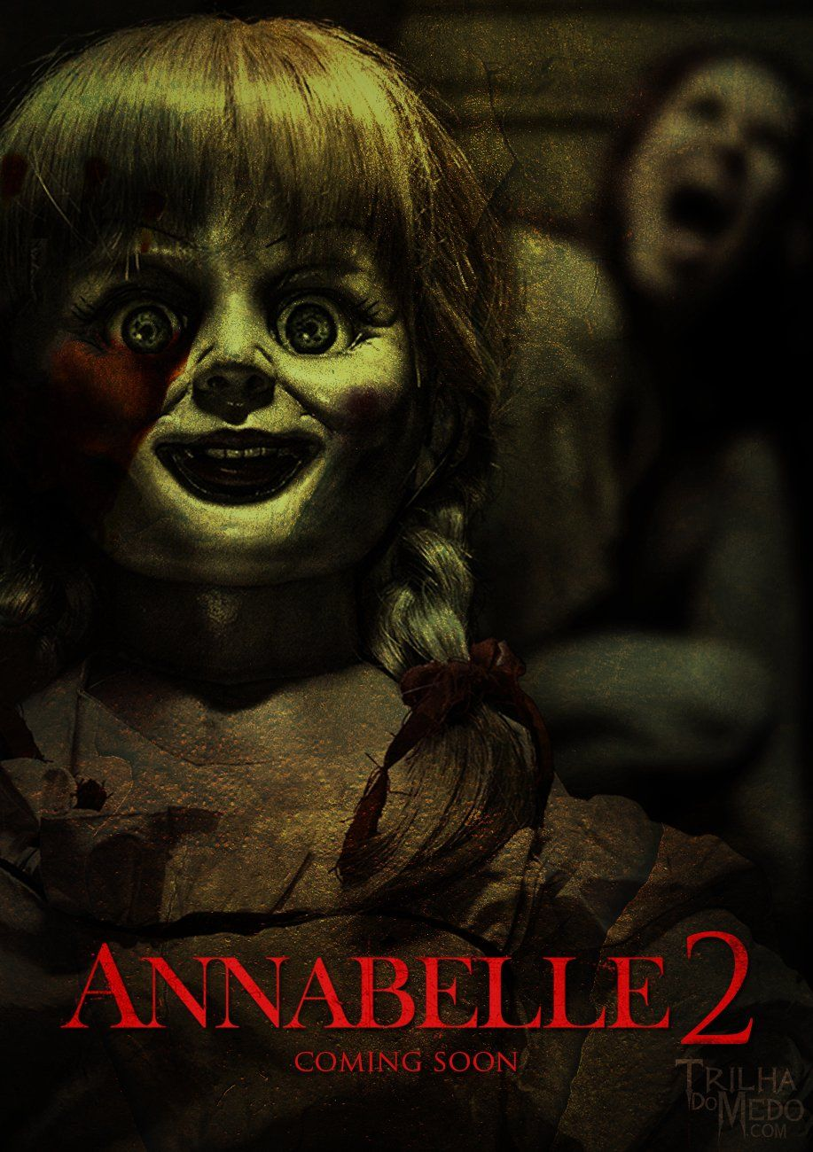 Annabelle 2 (2017) Movie in 2019 | Music And Movies | Creation movie