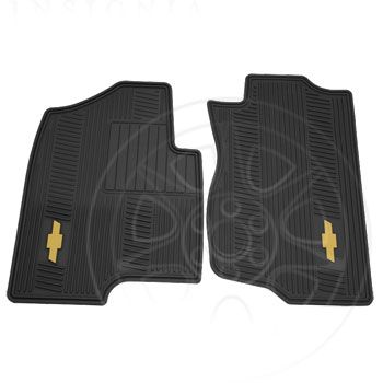 Floor Mats Premium All Weather Front Set For Your Chevy