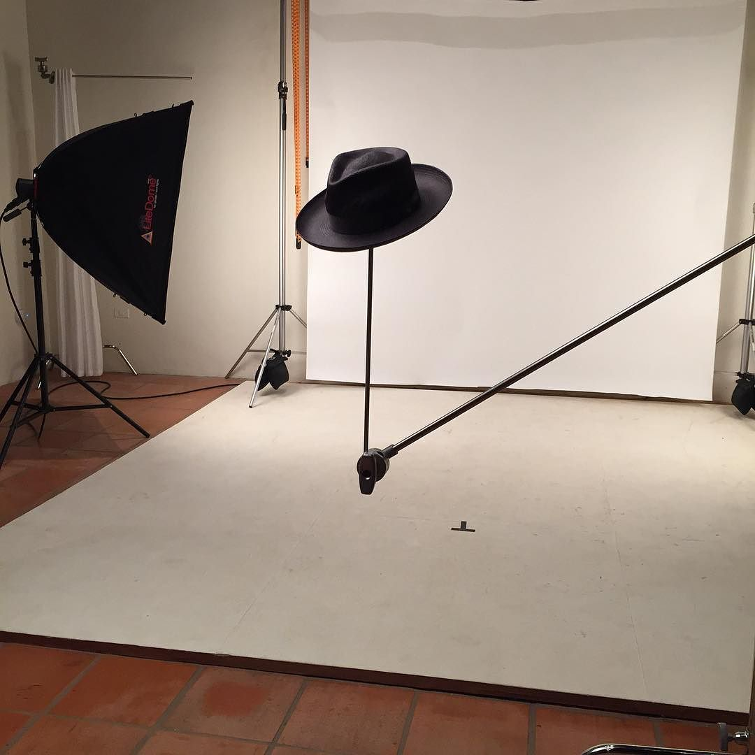 A black #panamahat about to be in a #photography it's not only a #hat it's a #diamond ready 4 the  #springcollection