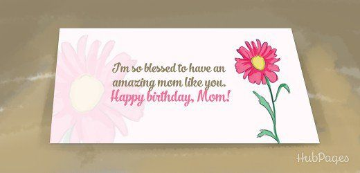Beautiful birthday letter to mom happy birthday