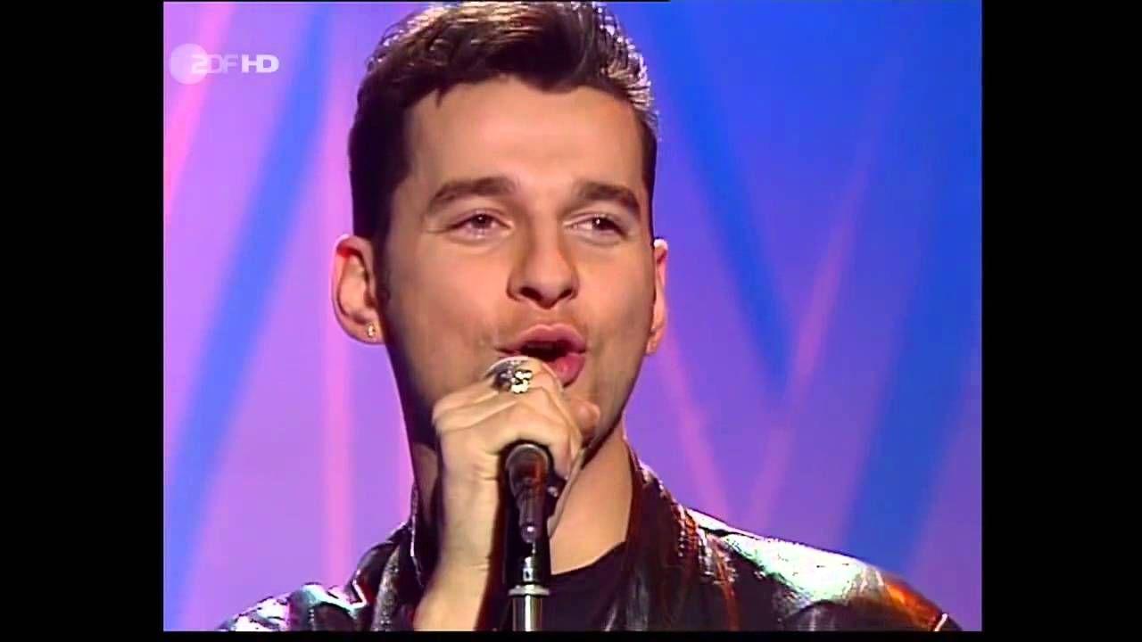 Depeche Mode – «Personal Jesus» - (Live at KultNacht ZDF * 1989)