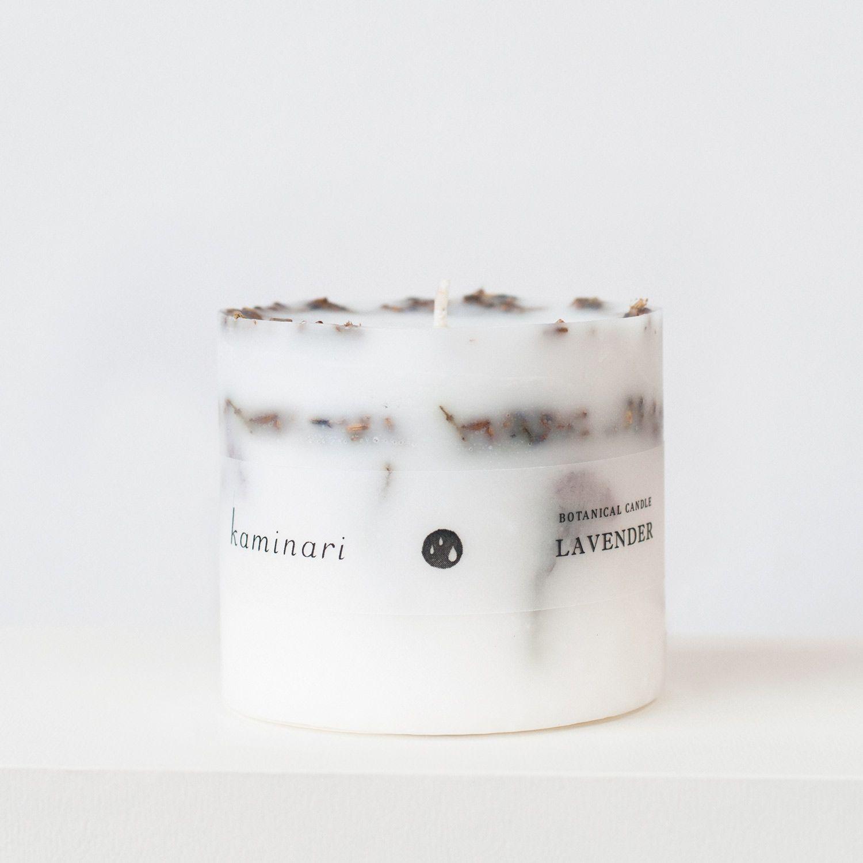 Lavender Botanical Candle S | Lavender buds, Lavender, Candles