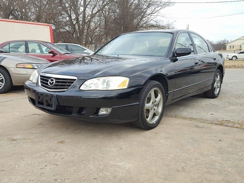 2002 Mazda Millenia 2498