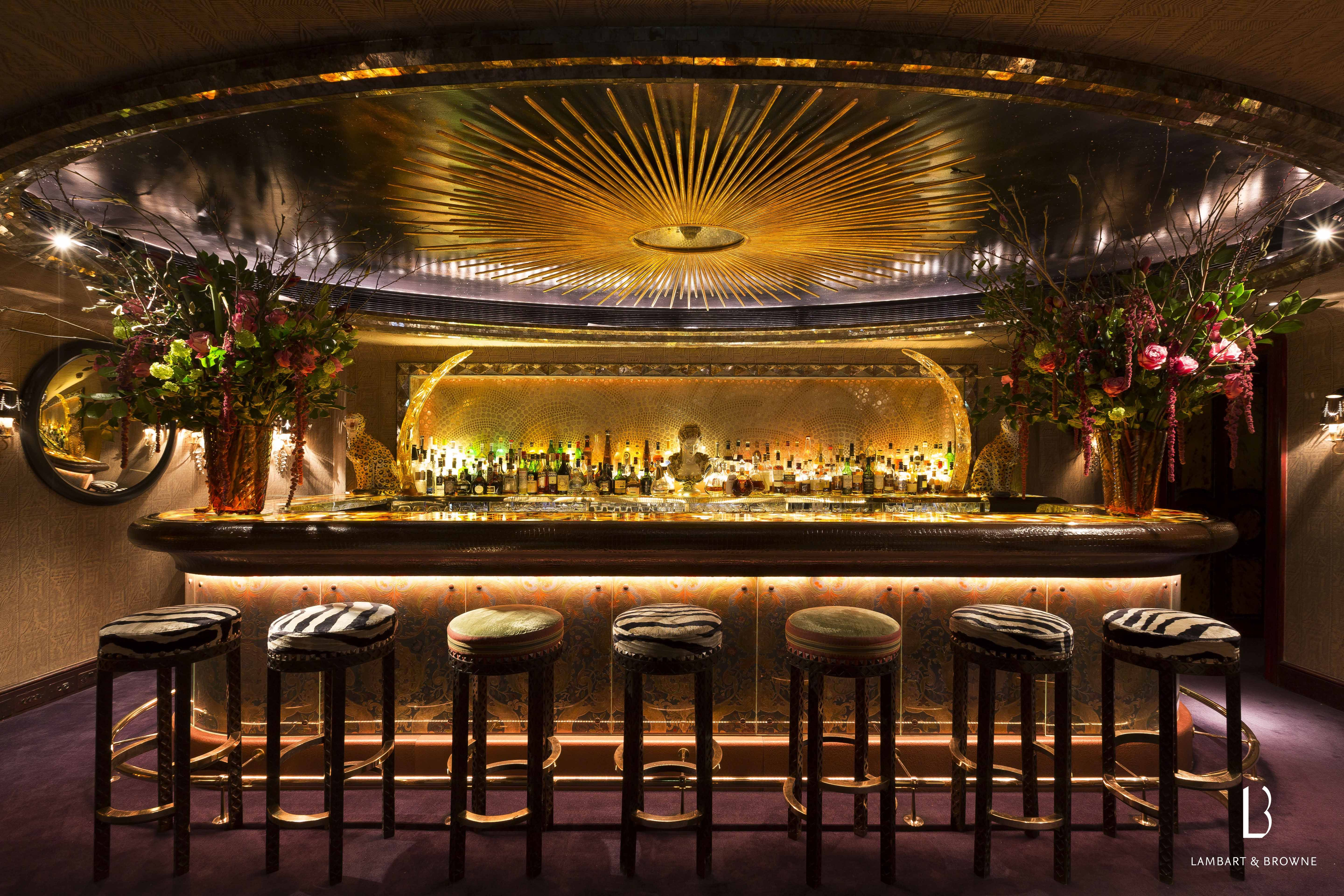 Lifestyles Of The Rich And Famous Exclusive Bars Around The