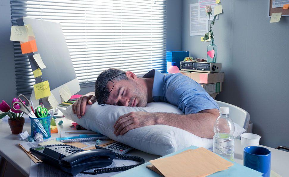 La sieste au travail : une solution pour être en forme et productif au travail