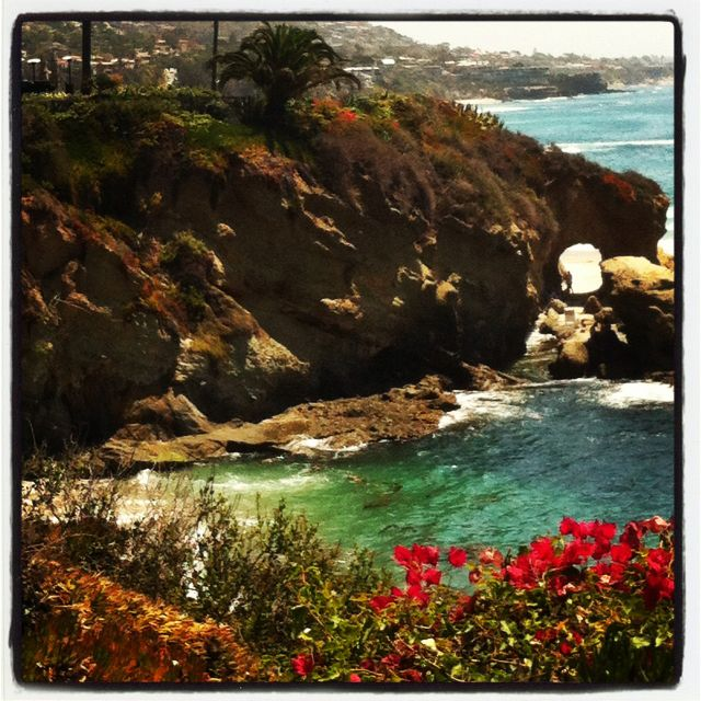 Treasure Island Laguna Beach: Laguna Beach, CA. My Grandfather And